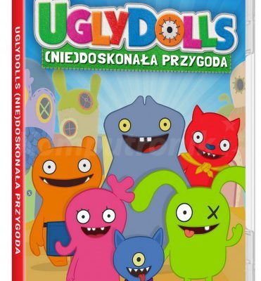 Uglydoll Adventure NSWITCH