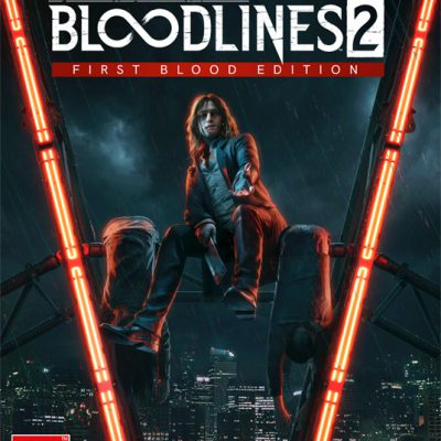 Vampire The Masquerade Bloodlines 2 - First Blood Edition (GRA PC)