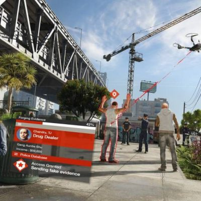 Watch Dogs 2 Gold Edition PL (GRA XBOX ONE)