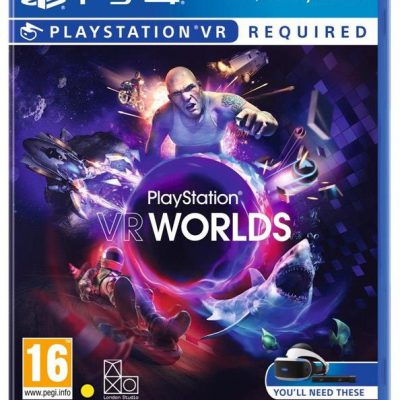 Worlds PS4 VR