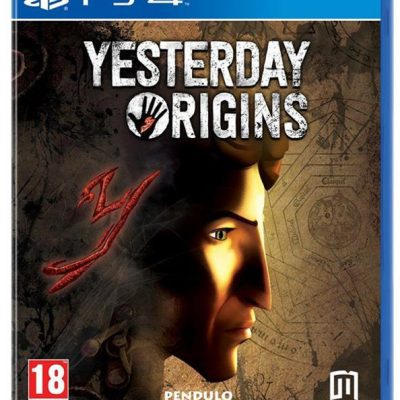 Yesterday Origins (GRA PS4)