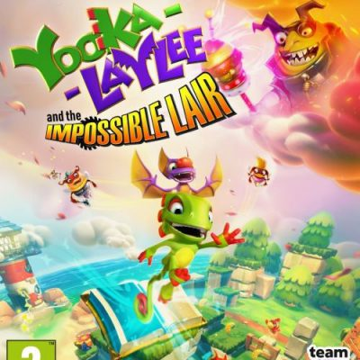 Yooka-Laylee and the Impossible Lair (GRA XBOX ONE)