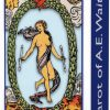 AGM Urania Tarot of A.E.Waite (packet Blue Edition with the Rosy Cross)