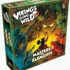 Lucky Duck Games Vikings Gone Wild - Masters of Elements Expansion