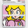 Nintendo New 3DS Cover Plate 4 (Peach) NI3P110040