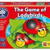 Orchard Toys The Game of Ladybirds ENG