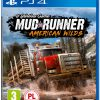SPINTIRES: MUDRUNNER AMERICAN WILDS EDITION (GRA PS4)