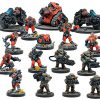 Unbekannt Znane mantic Games 5060208869279  Dead Zone  Forge Father Faction Booster  gry