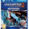 Uncharted 2 Among Thieves Remastered (GRA PS4)